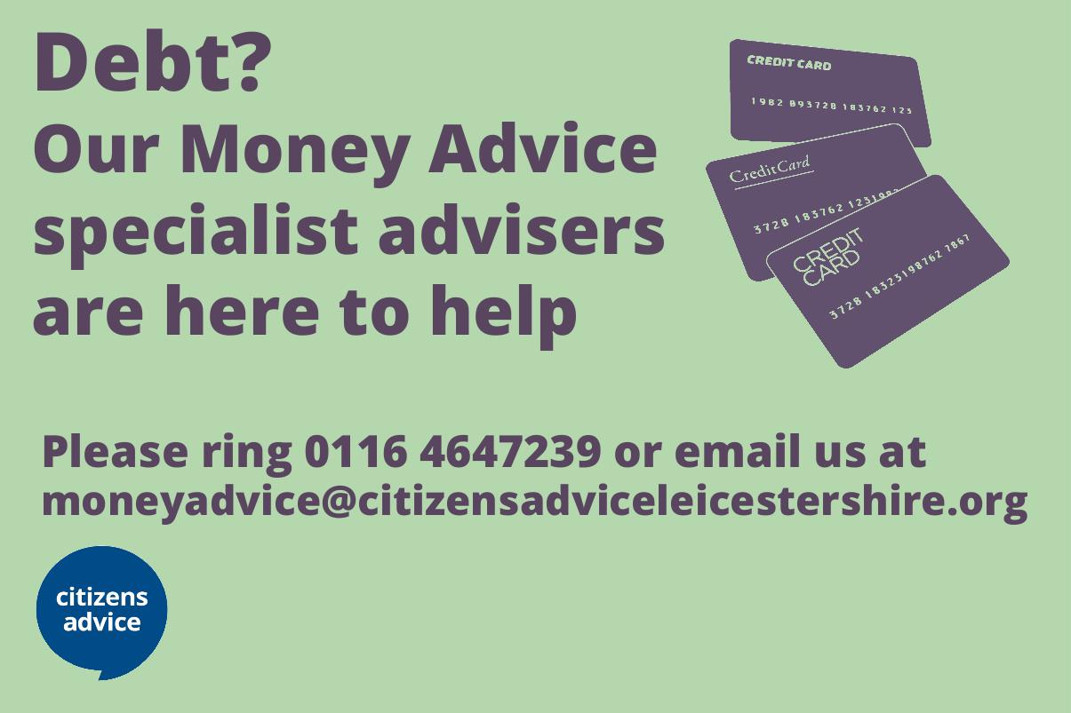 Money Advice information